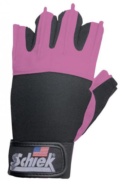 Women's Pink Lifting Gloves