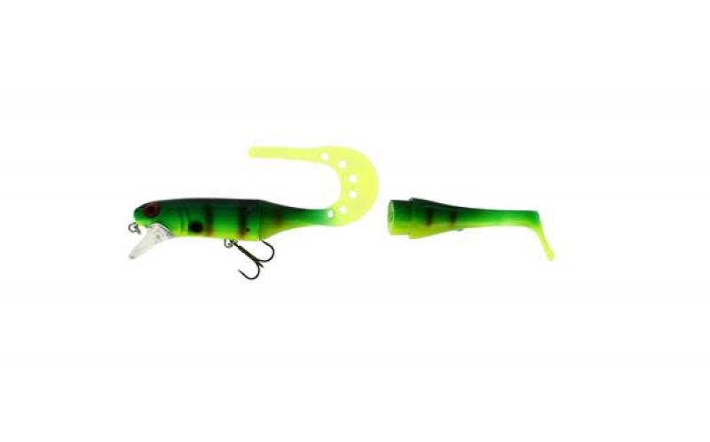 Voobler WESTIN Jätte TeezTail 140mm 29g Floating Blues Extra-pack