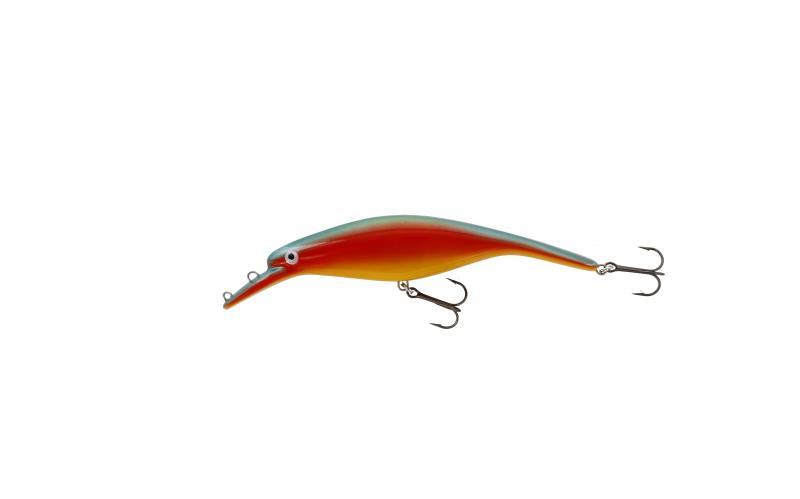 Voobler WESTIN Platypus 90mm 10g Suspending Parrot Special WS17501