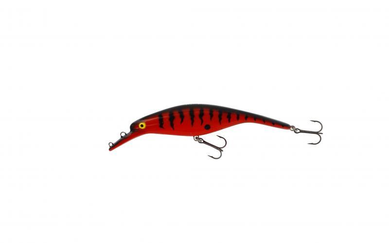 Voobler WESTIN Platypus 90mm 10g Suspending Red Tiger