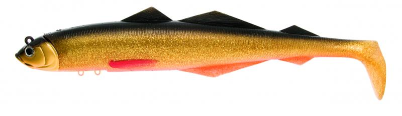 Soft lure WESTIN Big Bob Fancy Cola Cacao 480g 300mm