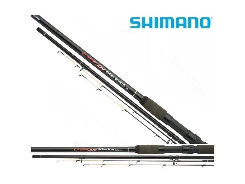 Feeder SHIMANO Joy Feeder 3,6m 100g+2tippu