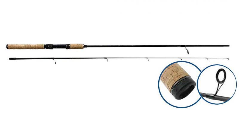 Spinning VOLZHANKA Meteor/Fireball 2,4m 20-60g,022-0021