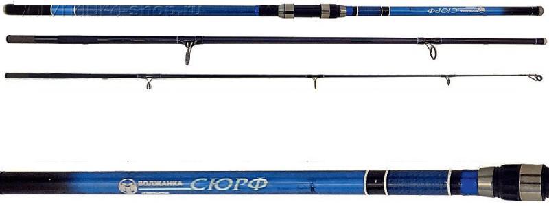 Fishing rod VOLZHANKA Surf 3,9m 100-200g,070-0001