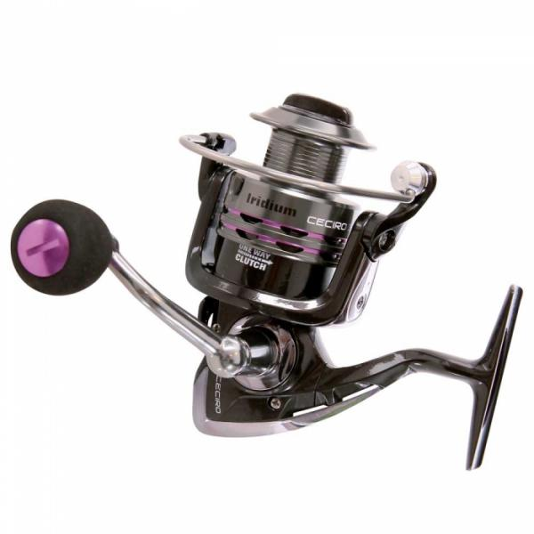 Reel IRIDIUM Ceciro 50FD 8+1BB