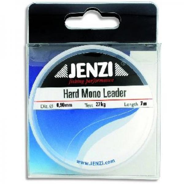 Monofiil JENZI Hard Mono Leader 30lb