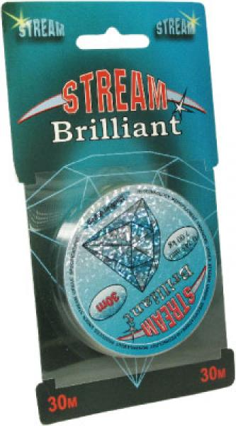 Fishing line STREAM Brilliant 30m 0,08mm