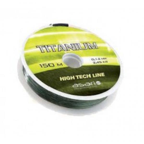 Tamiil ASARI Titanium green 150m/0,28mm/10,35kg