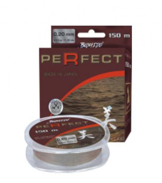Fishing line TRAPER Bushido Perfect 3,25kg 150m 0,16mm 29047