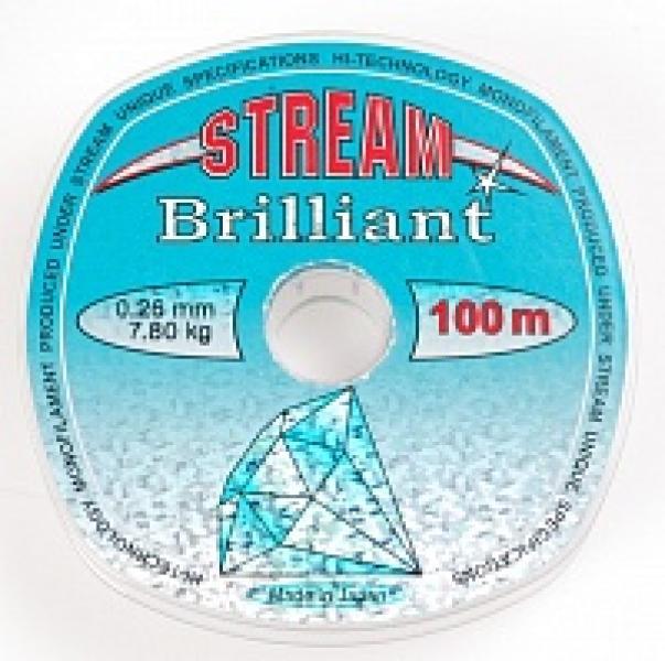 Tamiil STREAM Brilliant 100m 0,350mm 14,30kg