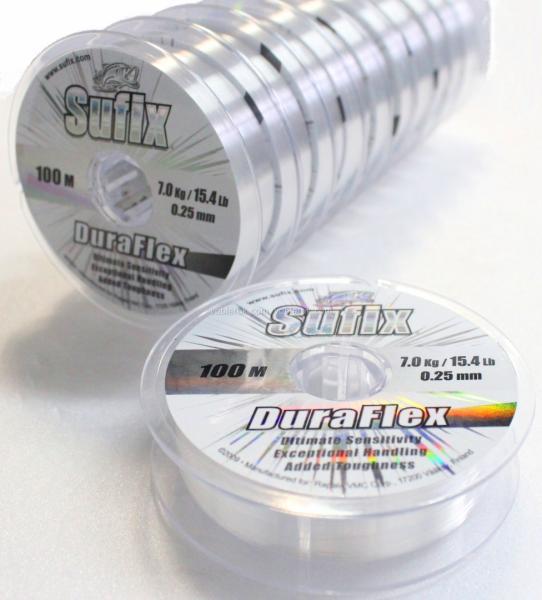 Tamiil SUFIX DuraFlex 0,25mm 100m