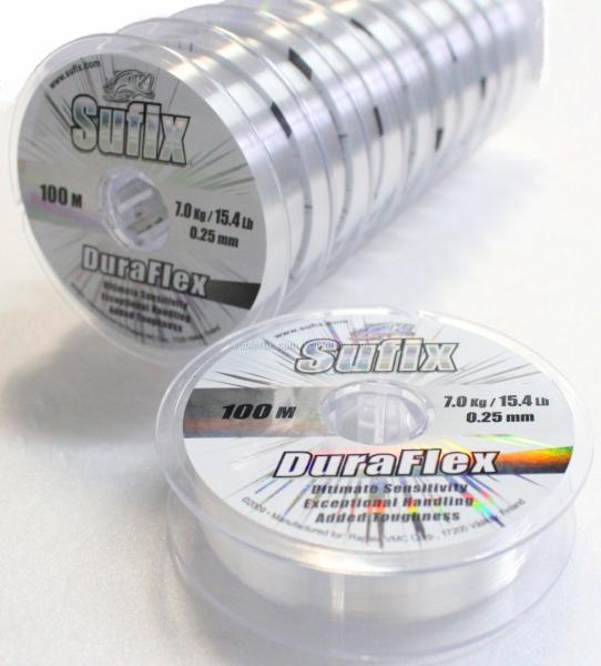 Tamiil SUFIX DuraFlex 0,33mm 100m