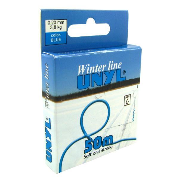 Tamiil UNYL Winter Line sinine 50m 0,22mm 4,2kg