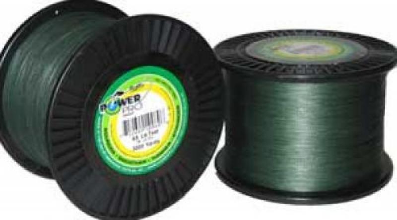 Nöör POWER PRO 0,32mm 1370m moss green - meetriga
