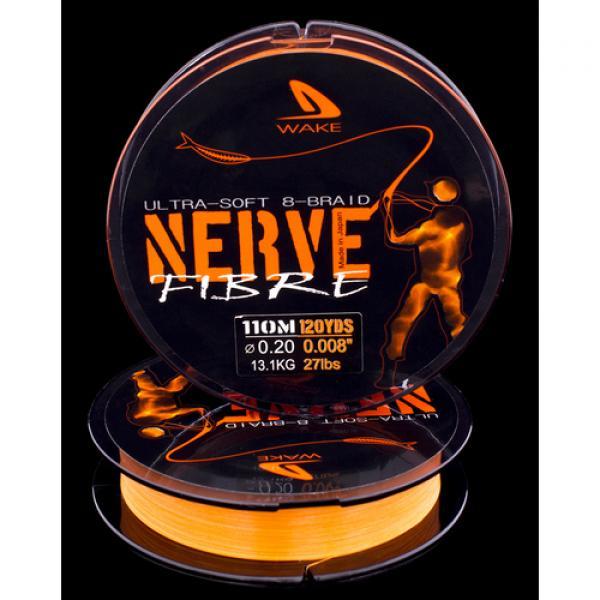 Nöör WAKE Nerve Fibre Ultra Soft 0,10mm, 7,0kg, 110m