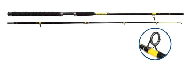 Seafishing rod VOLZHANKA Beluga 1,5m 80-300g 066-0001