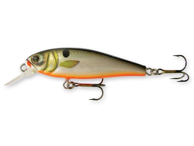 Воблер GOLDY Gold Fish 5,5cm плавающий цвет MBS