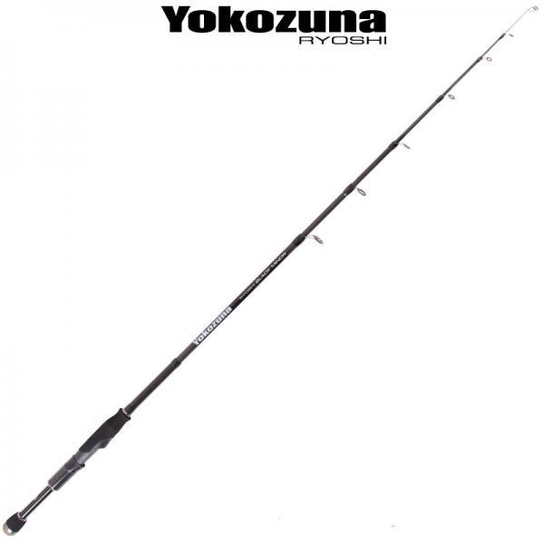 Telespin YOKOZUNA Ryoshi Black Minor 2,40m/7sec/3-20g