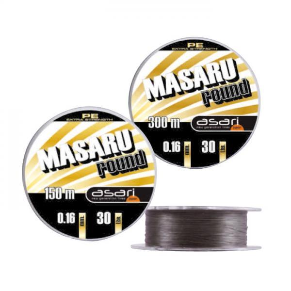 Braided Line ASARI Masaru Round 150m/0,16mm/13,6 kg