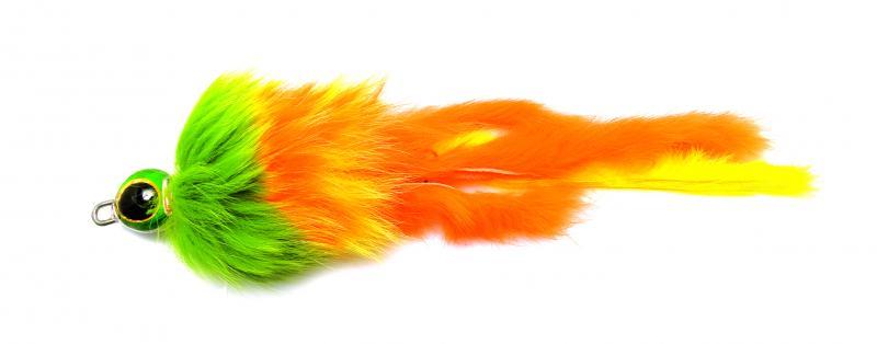 Leech WESTIN Monster Fly 260mm Suspending Parrot Special MM06002