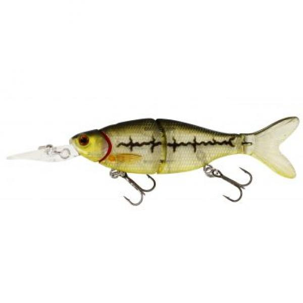 Voobler WESTIN Ricky the Roach (HL/MJ) 80mm 7g Sinking Eelpout WS08505
