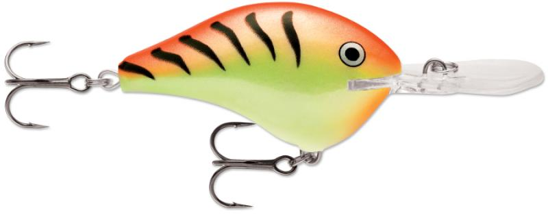 Воблер RAPALA DT (Dives-To) DT-16 GFD