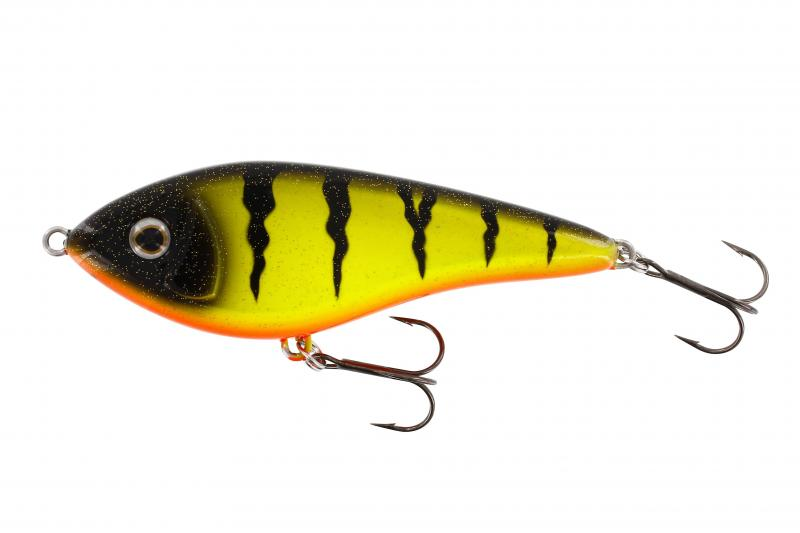 Voobler WESTIN Swim 100mm 32g Suspending Fire Perch WS22170