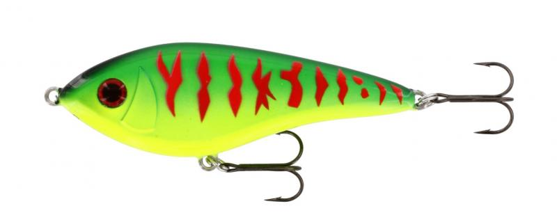Jerk-lant WESTIN Swim 120mm 53g Suspending Chrome Sardine