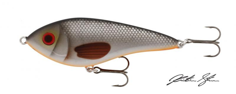 Voobler WESTIN Swim 120mm 53g Intermediate Dull Coward