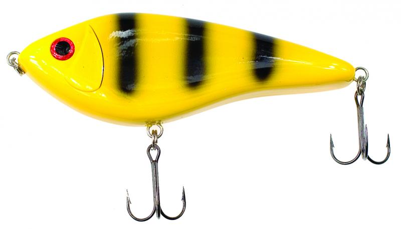 Voobler WESTIN Swim 120mm 53g Intermediate Tiger