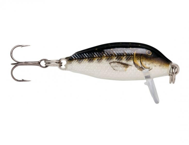 Voobler RAPALA Countdown CD-3 MD