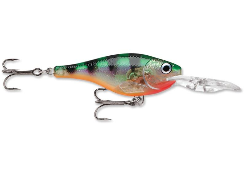 Voobler RAPALA Glass Shad Rap GSR-7 GP