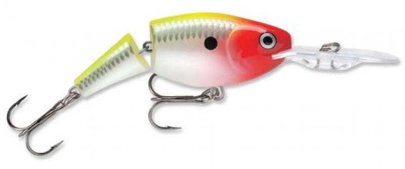 Wobler RAPALA Jointed Shad Rap JSR-4 CLN