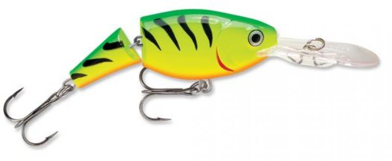 Voobler RAPALA Jointed Shad Rap JSR-4 FT