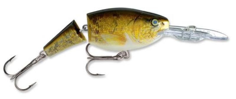 Wobler RAPALA Jointed Shad Rap JSR-4 W