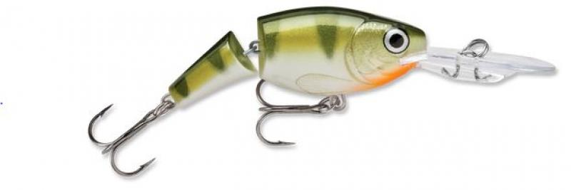 Wobler RAPALA Jointed Shad Rap JSR-4 YP