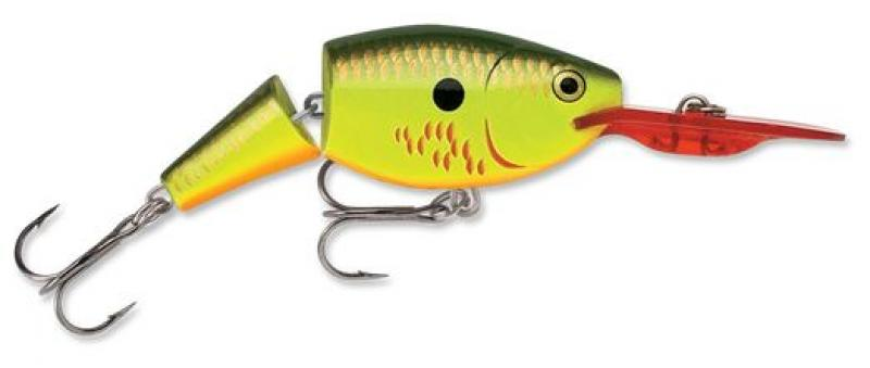 Wobler RAPALA Jointed Shad Rap JSR-5 BHO