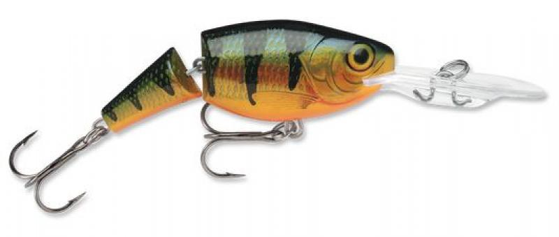 Wobler RAPALA Jointed Shad Rap JSR-7 P