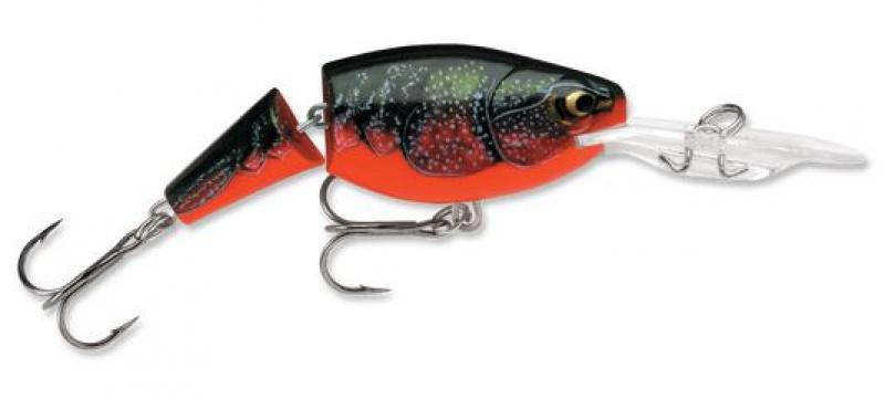 Wobler RAPALA Jointed Shad Rap JSR-7 RCW