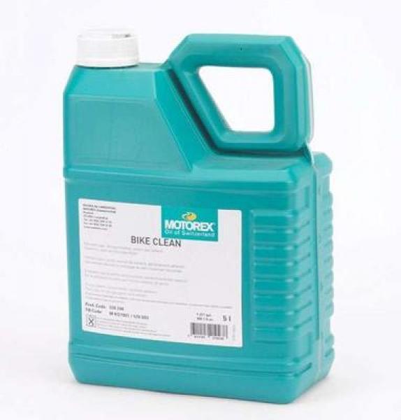 Bicycle detergent Motorex 5L