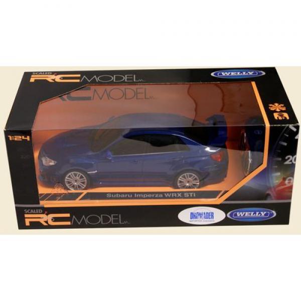 Raad. auto Subaru Impreza WRX STi 1:24