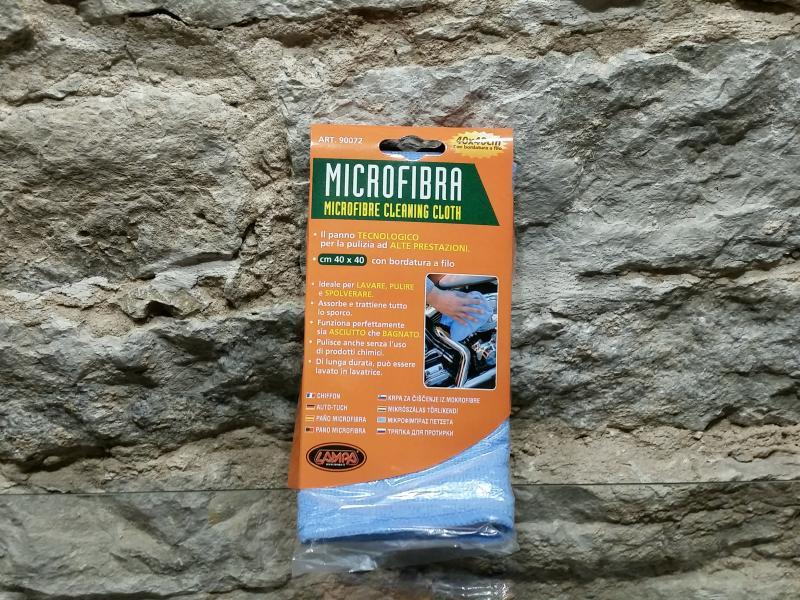 Microfiber cloth 40X40cm