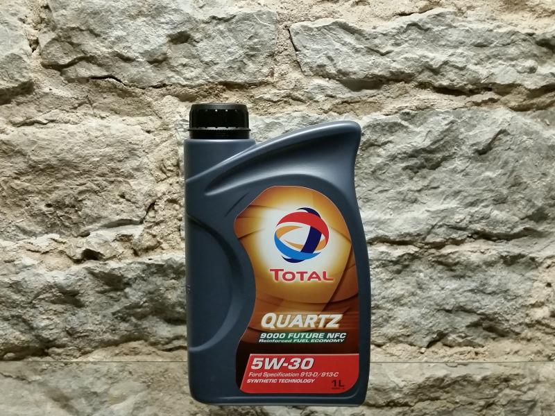 Total Quartz 9000 Future NFC 5W30 1L