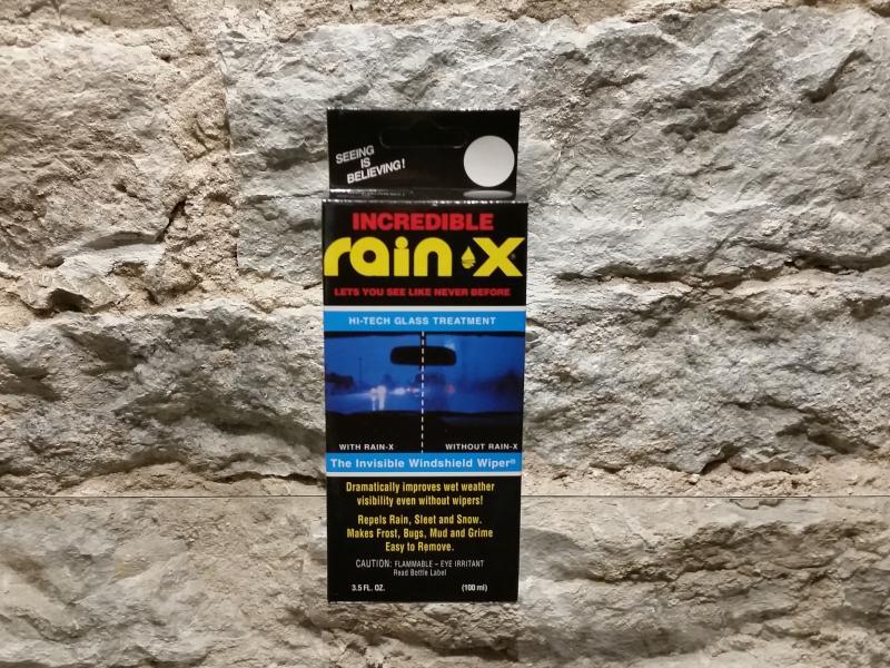Klaasivaha Rain-X 100ml