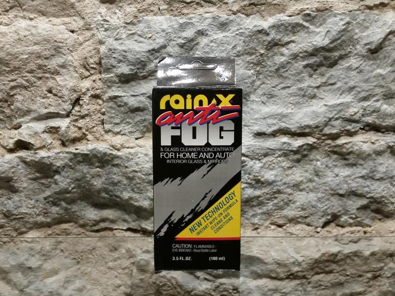 Uduvastane vahend Anti Fog Rain-X 100ml