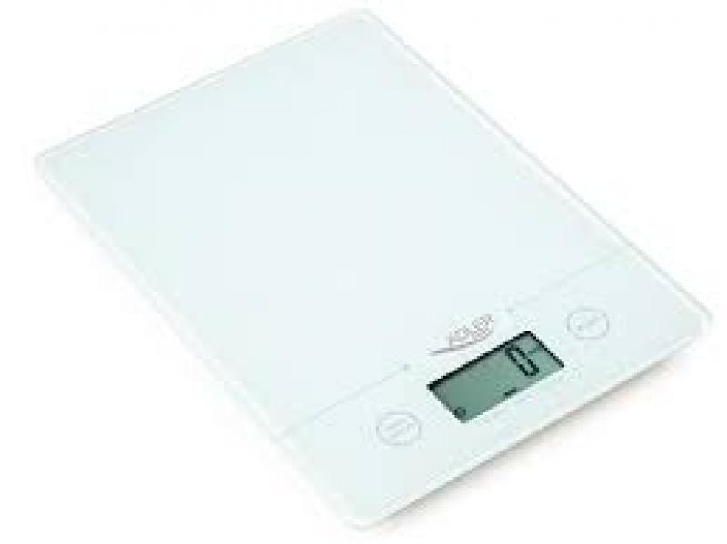 Köögikaal digitaalne, max 5kg, valge
