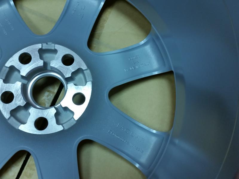 Valuvelg Jaguar XF 5x108 8,5x18  ET49 KA63,3 C2P1010