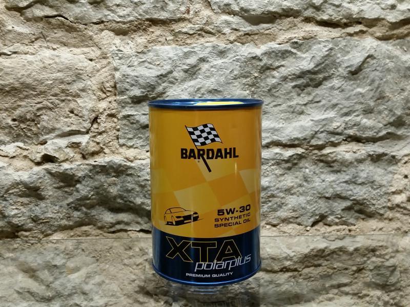 Mootoriõli 5W30 XTA (A3- B4) 1L Bardahl 302040