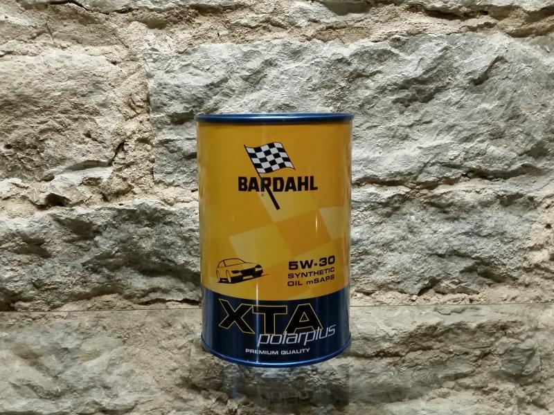 Mootoriõli 5W30 XTA (C3) 1L Bardahl 303040