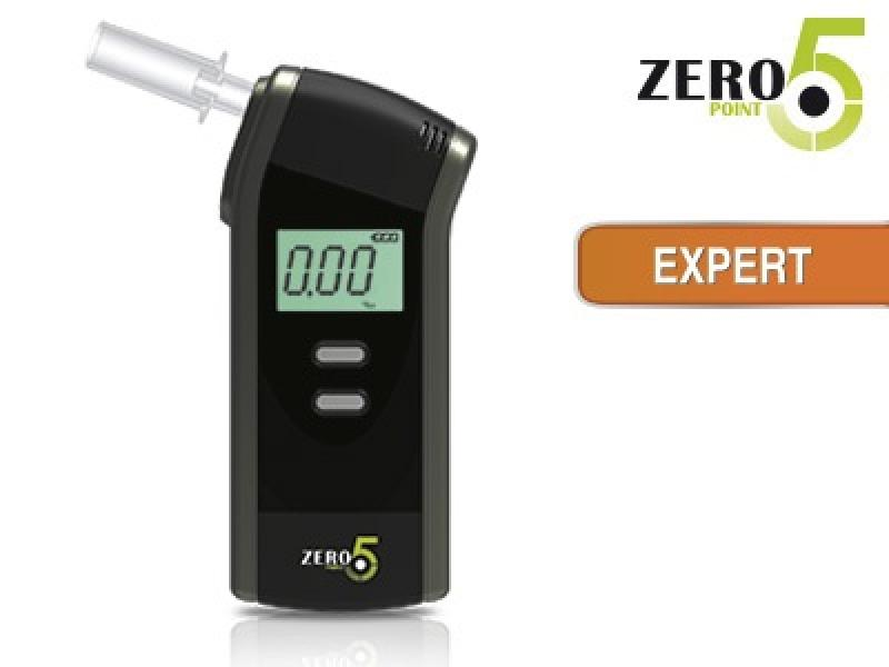 Alkomeeter ZeroPoint5 Expert, hõõgspiraalanduriga